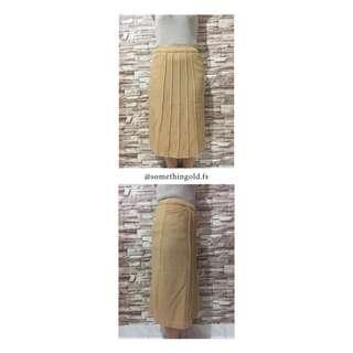 Vintage Wool Skirt / Rok Wool
