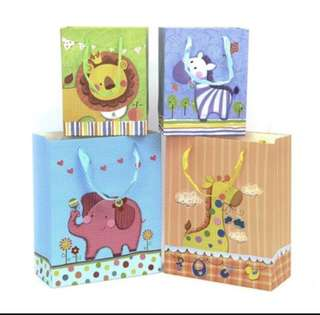 Party bags for kids birthday