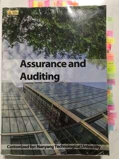 AC2104 Assurance and Auditing Textbook NTU