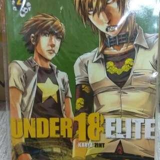 Under 18 Elite 2 oleh Zint
