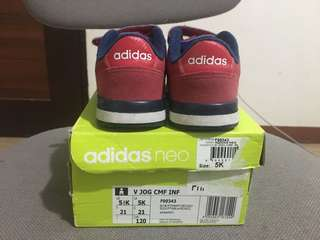 Authentic Adidas Neo Shoes For Kids