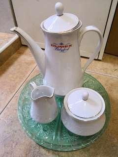 Dumex teapot set