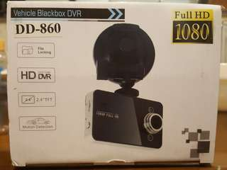 VEHICLE BLACKBOX DVR (Dash Cam)
