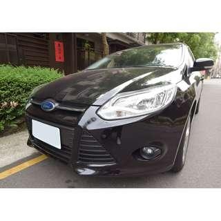 2015 Ford Focus 1.6 黑