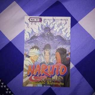 Naruto Vol.51 Sasuke vs Danzo