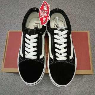 VANS 萬斯 范斯 男女情侶鞋 滑板鞋 帆布鞋 休閒鞋 運動鞋 size36-45