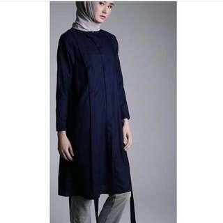 maima dress (black)