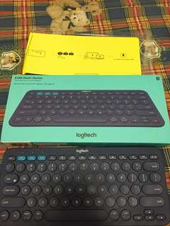 Logitech k380 multi-device wireless keyboard