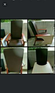 HEALTHCARE - Comfortable & Sturdy Geriatric Chair For Sale