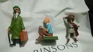 Action Figure Tintin