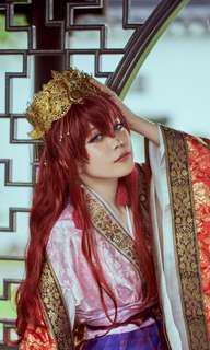 Yona princess costume