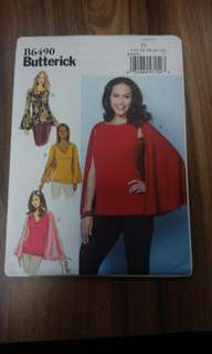 Brand New Butterick Paper Design