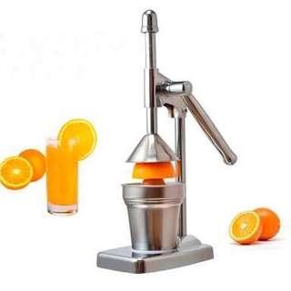 Stainless Steel Manual Press Lemon and Orange Squeezer