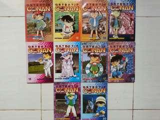 Conan detective 11-20