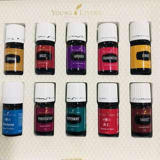 🚚 Young Living Essential Oil - Available listing updated