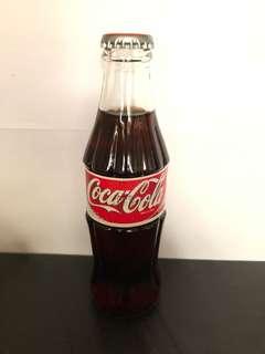 Coca-Cola 西班牙1996年(100ml)玻璃瓶