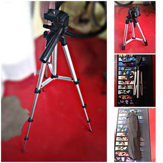 Tripod for Mobile Phone and Camera