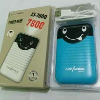 Power bank advance
