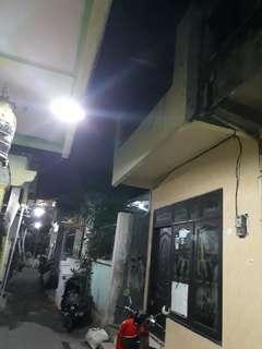 Dikontrakan rumah dekat kampus c unair / universitas unmuh surabaya 13 jt pertahun 081216619619