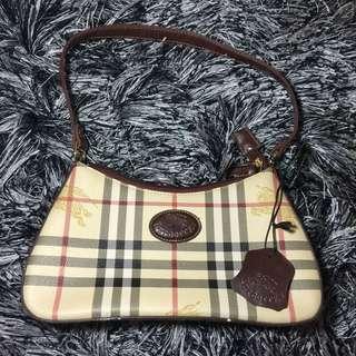 Burberry hobo handbag