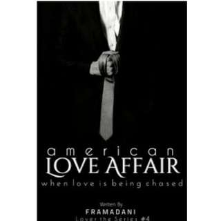 Ebook American Love Affair [Lover the Series #4] - Framadani