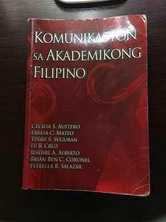 Komunikasyon sa Akademikong Filipin