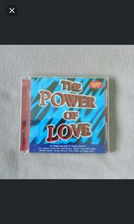 The Power of Love by Celine Dion (as seen on TV) and other songs