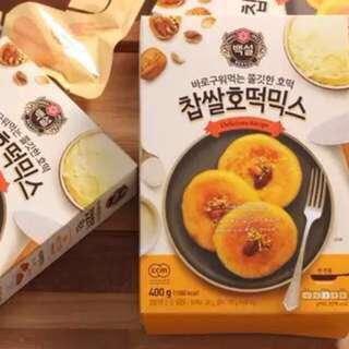 🚚 韓國 黑糖餅 호떡 DIY 組合