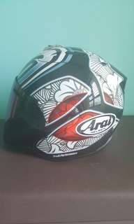 Arai Ram4 Shinya Nakano With Signature