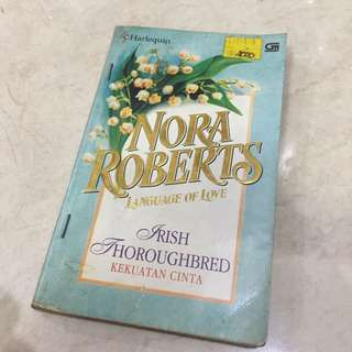 Nora Robert's Novel (Kekuatan Cinta)