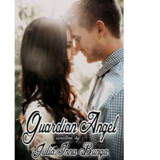 Ebook Guardian Angel - Julia Inna Bunga