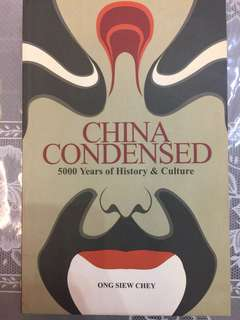 China Condensed - 5000 Years of History & Culture
