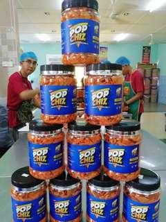 Popchiz crispy