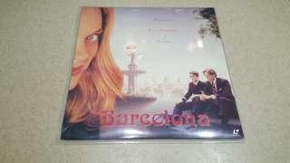 Barcelona Movie Laser Disc