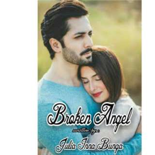 Ebook Broken Angel - Julia Inna Bunga