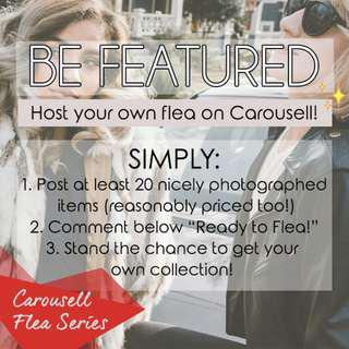 JOIN: Carousell Flea Series
