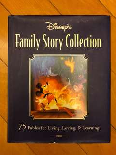 Disney's Family Story Collection (90% new)