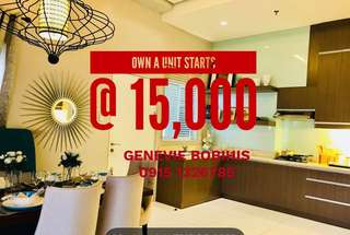 Condo for Sale in Quezon City (STOP RENTING) NO SPOT DOWNPAYMENT