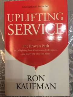 Uplifting Service - The Proven Path