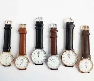 DANIEL WELLINGTON COUPLE WATCH (HIGH QUALITY)