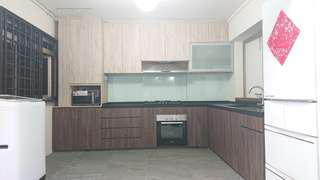 Kitchen & Wardrobe