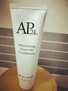 🚚 AP24 Toothpaste