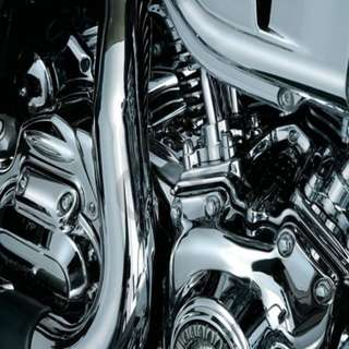 Cover Rear Cylinder Harley