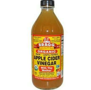 Cuka aple brag vinegar