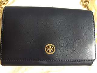 Tory Burch wallet on chain bag