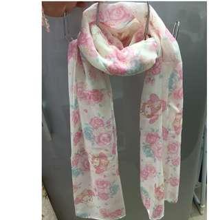 美樂蒂圍巾