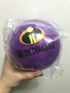 Limited Edition Incredibles 2 Stress Ball