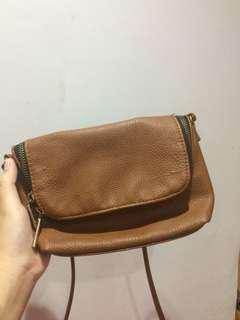 H&M Sling bag Brown