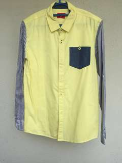 Miki Longsleeve Boy Shirt #July50