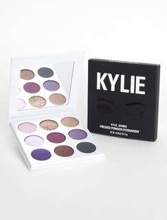 💖 Kylie The Purple Kyshadow Eyeshadow Palette 💖